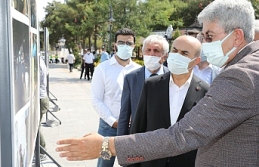 Vali Demirtaş, ''Direnen Filistin'' Fotoğraf...