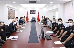 İl Spor Güvenlik Kurulu Vali Demirtaş Başkanlığında Toplandı