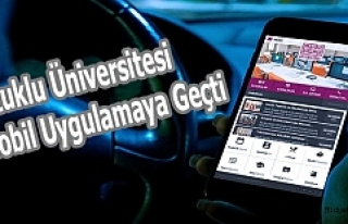 Artuklu Üniversitesi Mobil Uygulamaya geçti