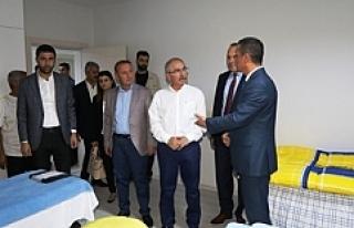 Büyükşehir Belediyespor Sosyal Tesisleri Açılışı...