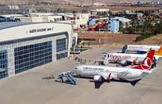 Havalimanı kendi rekorunu kırdı