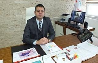 Dr. Saffet Yavuz Mardin'in Yeni Sağlık Müdürü...