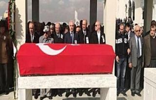 Eski Mardin Milletvekili Oğuz Son Yolculuğuna Uğurlandı