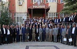Mardin'de 'Muhtarlar Günü' Kutlandı