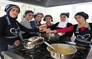 Mardin'in Yöresel Yemekleri Kursu
