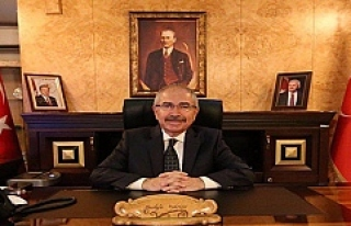 Vali Yaman, 29 Ekim Cumhuriyet Bayramı Mesajı