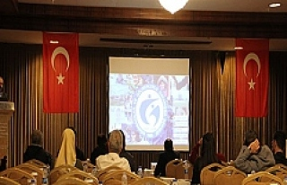 """BYEGM'DEN """"GÖÇ VE MÜLTECİLİK"""" SEMİNERİ"""