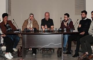 """Mardin'de """"Uluslararası Genç Edebiyatçılar..."""