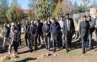 Midyat'ta 24 Kasım Öğretmenler Günü Kutlandı