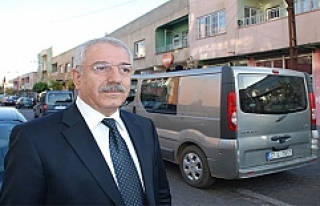 AK Parti Mardin il Başkanlığına Nihat Eri Atandı