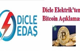 Dicle Elektrik, Kaçak Elektrikle Bitcoin üretildiği...