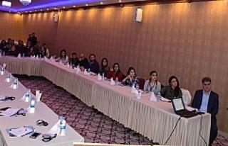 Mardin'de 'Yenidoğan Canlandırma Eğitimi'...