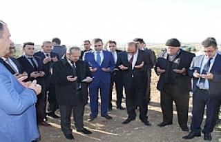 Midyat Adliyesi Demokrasi Şehitler Hatıra Ormanı...