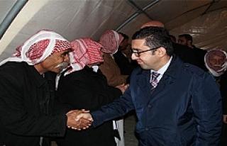 Iraklı Ezidi Sığınmacılar Batızmi Bayramını...