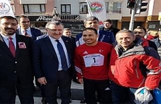 Mardin Atletizm Spor Kulübü Atatürk Kupasını...