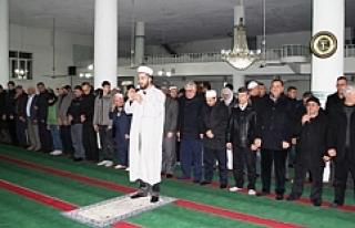 Midyat'ta Zeytin Dalı Harekatı İçin Dua Edildi