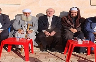 Orhan Miroğlu'na Taziye İçin Ziyaretçi Akını
