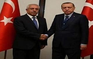 AK Parti Mardin İl Kongresine Hazırlanıyor