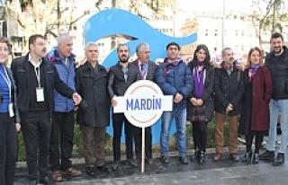 Basın Elçileri Trabzon'da Basın Açıklaması...