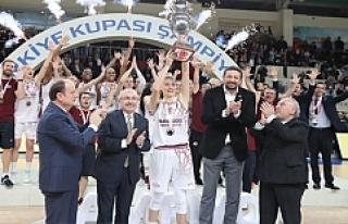 Kadınlar Türkiye Kupası'nda Şampiyon Yakın...