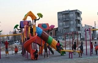 Mardin'de 180 Yeni Park İçin Çalışmalar Başladı
