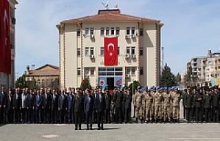 Midyat'ta Çanakkale Zaferi'nin 103. Yıl Dönümü