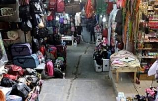 Tarihi çarşı ve sokaklar turizme kazandırılıyor