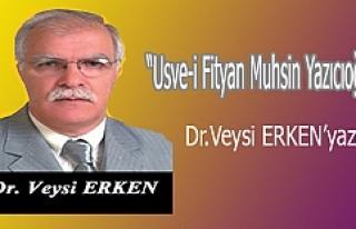 Usve-i Fityan Muhsin Yazıcıoğlu