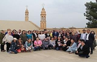 Fransa'dan Gelen Gönül Elçileri Midyat'a Hayran...