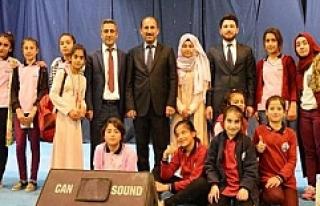 Ortaokullar Arası 'Arapça' finali yapıldı