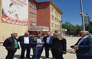 TBMM İdare Amiri Çankırı'dan, Ağız ve Diş...