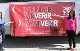 Büyükşehir Belediyesinden, Kan Bağışı