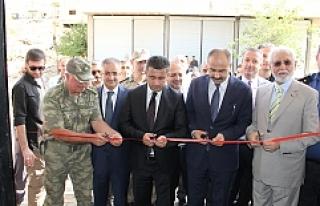 Midyat'ta Doğal Taş Programı Açıldı