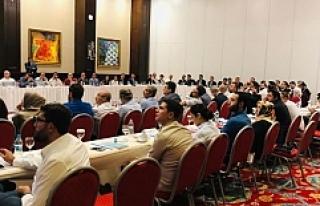 Askom Toplantısı Mardin'de Gerçekleşti