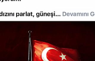 Kaymakam Tekin, Sosyal Medya Hesabından Batman Şehitlerini...