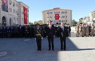 Midyat'ta, 29 Ekim Cumhuriyet Bayramı kutlamaları...