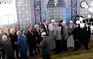 Hamidi Şeyhleri Husumetli İki Aile Arasında Barışı...