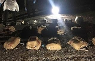 Mardin'de bomba yüklü araç ele geçirildi