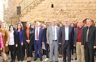 Öz İplik-İş Sendikası Kadın Komitesi Midyat'ta...