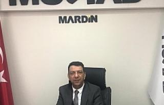 Mehmet İleri, Mardin MÜSİAD'ın yeni şube...