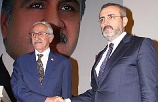 AK Parti Derik Belediye başkan adayı belli oldu!