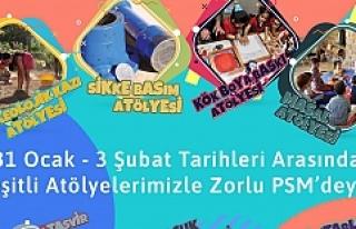 Müzesi Eğitim ve Sanat Atölyelerini İstanbul'a...