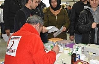 Mardin'de Kan Ve Kök Hücre Bağışı Etkinliği...