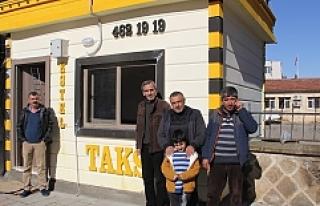 Midyat'ta 2 Yeni Taksi Durağı Yapıldı