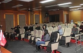 Yeni Nesil Gazetecilik Programına Prof.Dr.Can Bilgili...