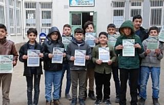 Midyat ve Savur'da Siyer Sınavı heyecanı