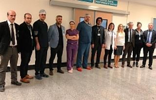 Mardin Devlet Hastanesinde Beyincik Tümörü Ameliyatı...