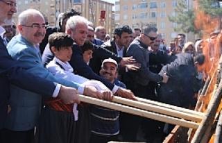 Mardin'de Nevruz Coşkusu
