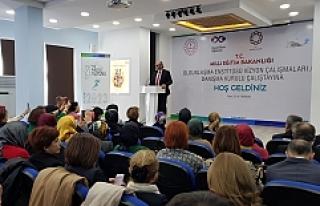 Olgunlaşma Enstitüleri Vizyon Çalıştayı Mardin...