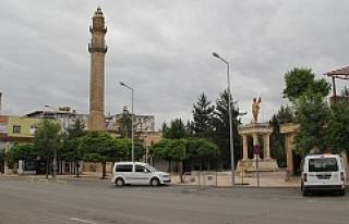 Ramazan Bayramı'nda Midyat İlçesinde Cadde Ve...